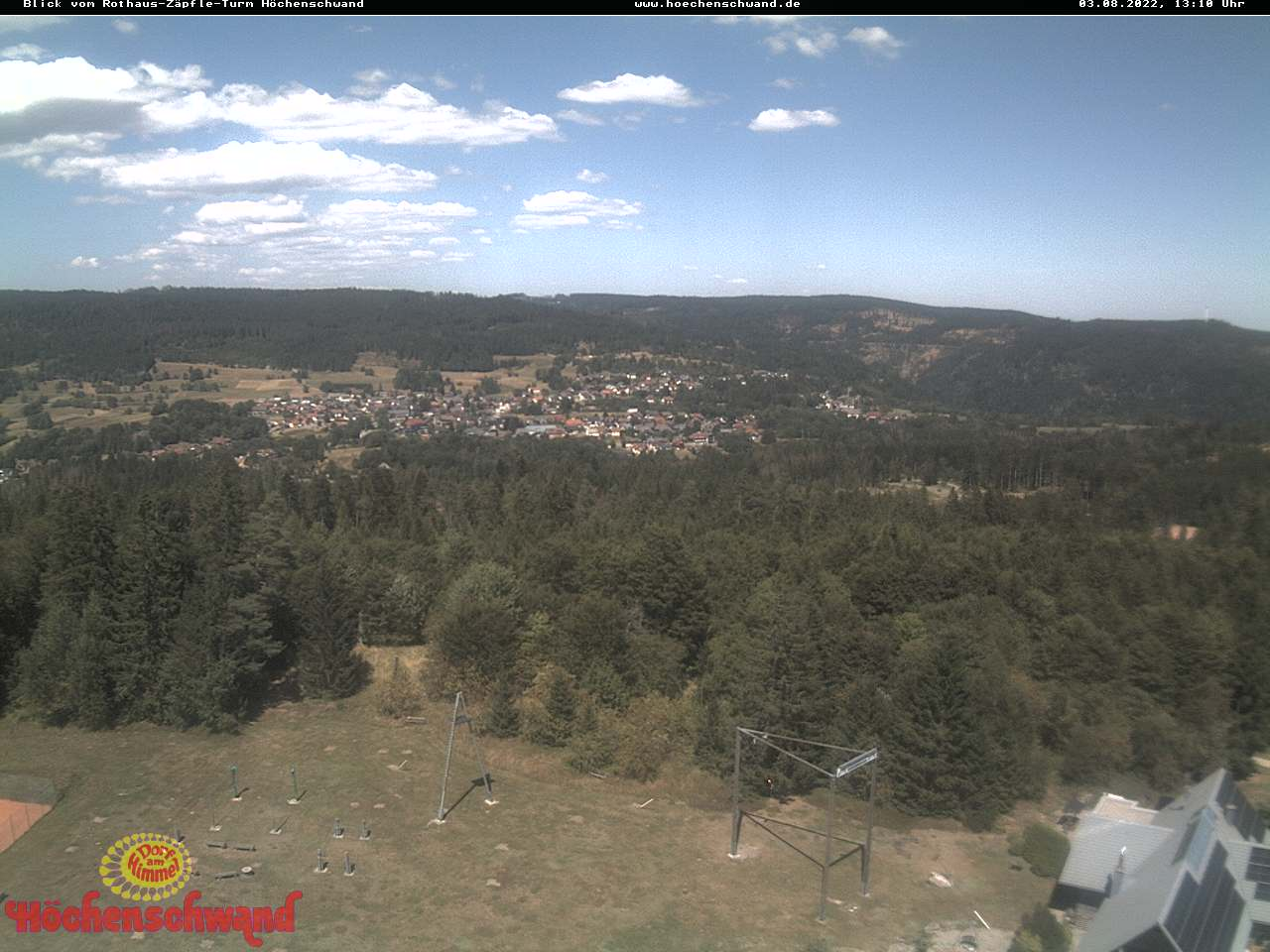 Live Bilder der TeamWelt Webcam